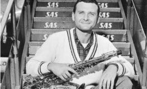 Vida e obra de Stan Getz são tema de audição comentada de jazz nesta quinta-feira, dia 24 de setembro