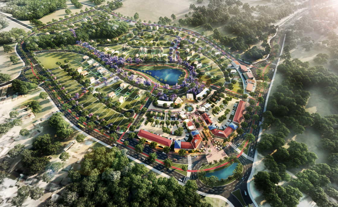 Aviva Urbanismo realiza pré-lançamento de condomínio em futuro Bairro-Cidade em meados de novembro