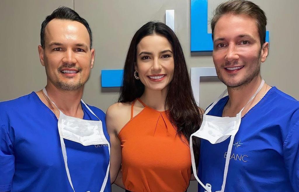 Gaúcha Julia Gama, Miss Brasil 2020 aprimora a sua beleza no RS