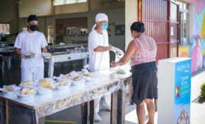 Diretor do Centro Social Pe. Pedro Leonardi, na Restinga Velha, faz um balanço das ações da instituição junto à comunidade durante 2020