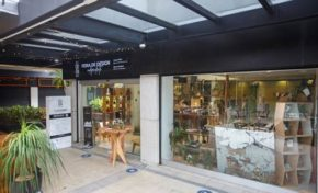 Loja temporária da OPEN Feira de Design segue aberta no Viva Open Mall até 23 de dezembro