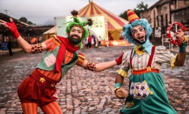 Final de semana de muitas atrações na 6ª edição do Sesc Circo