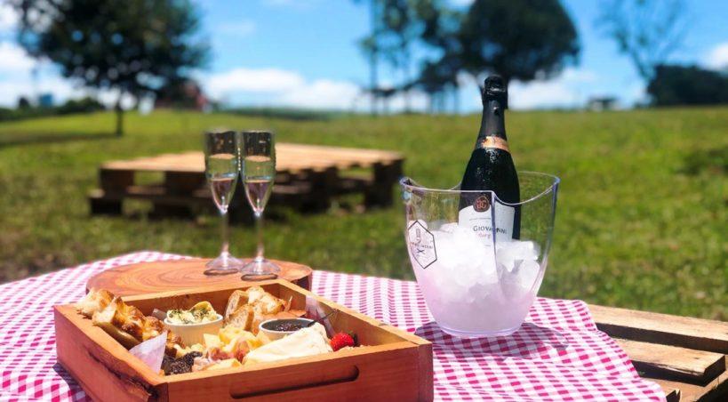 Chef Rafael Jacobi e vinícola Don Giovanni lançam o espaço Nature - Vinho e Gastronomia