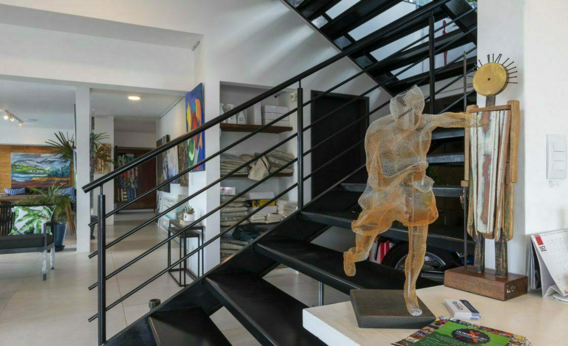 Gravura Galeria realiza exposições do Atlântida Arte até 05 de março no litoral gaúcho