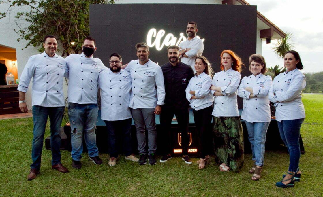 Lançamento do Clash of Chefs 2021 na Estância das Oliveiras