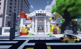 McDonald's inaugura o seu primeiro restaurante dentro de games
