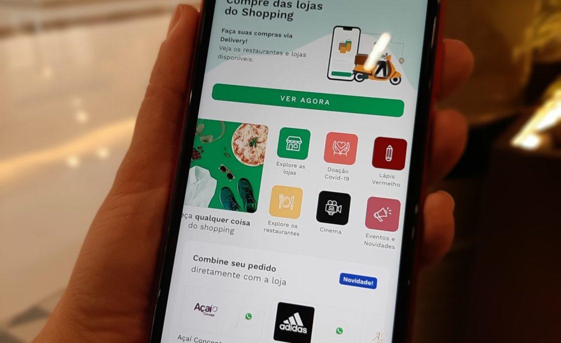 Shoppings da Multiplan no RS oferecem tele-entrega aos clientes durante a bandeira preta