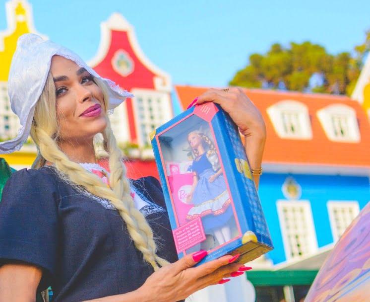 Barbie na Serra Gaúcha