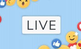 """O momento é da """"Live"""""""
