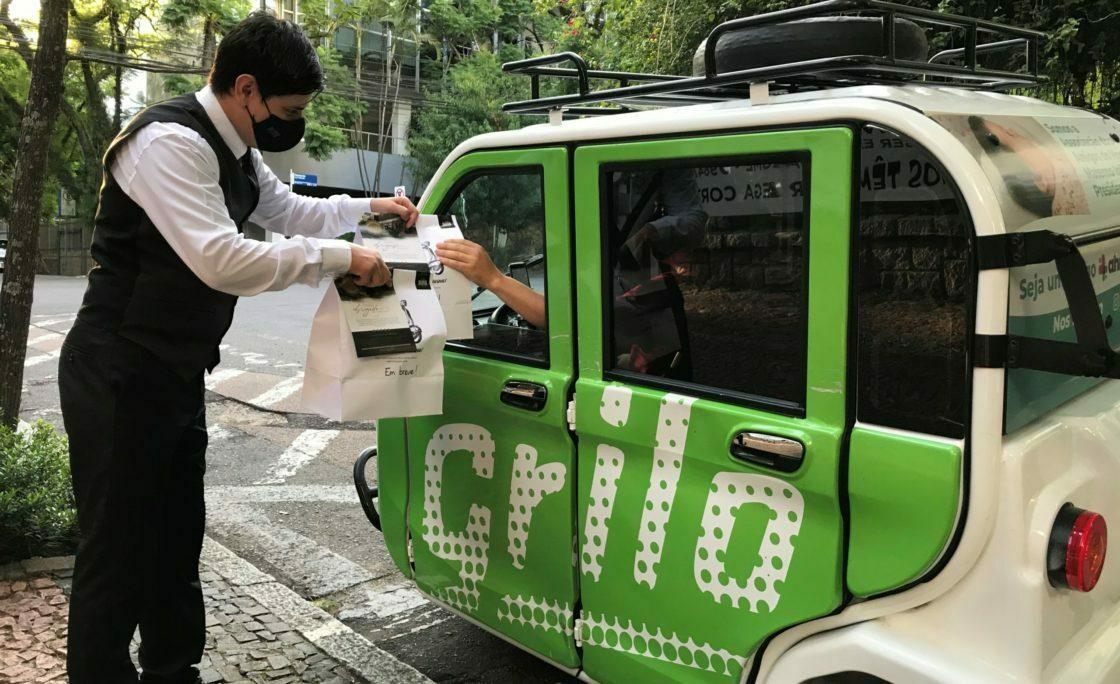 Peppo Cucina e GRILO Mobilidade e Tecnologia se unem para operação de delivery beneficente