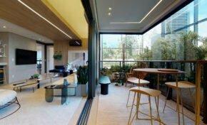 Vanguard disponibiliza tour 360º de apartamento decorado do YVY Lindóia