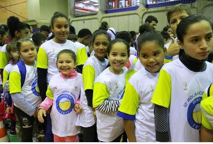 Fundação Tênis completa 20 anos de atuação