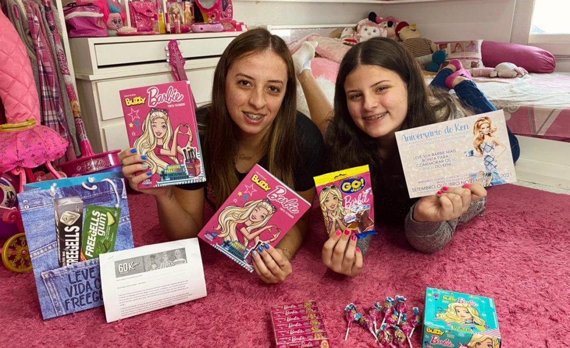 Personalidades do universo Barbie recebem convite especial para o aniversário do Ken