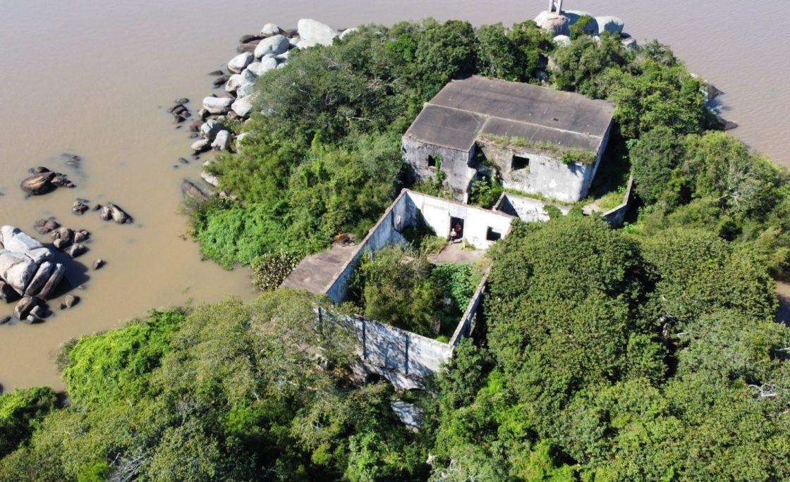 Projeto busca recuperar acessibilidade da Ilha do Presídio