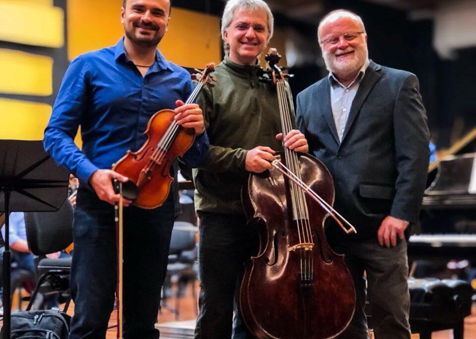 Trio Porto Alegre faz apresentação única no Rio de Janeiro com transmissão online