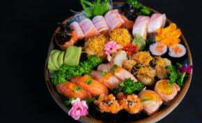 Riversides lança linhapremiumde sushi, a Black Label 92