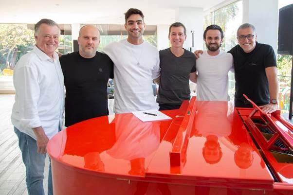 EME DJ assina contrato de management com a Opus Entretenimento