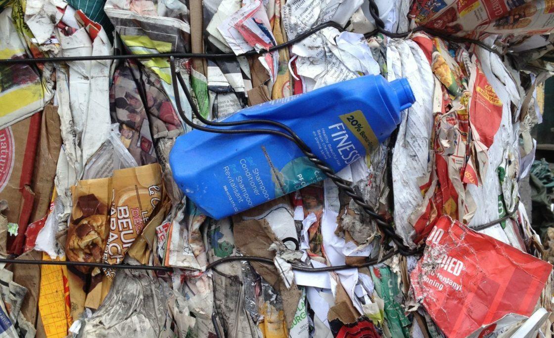 Recolhimento de resíduo reciclável quase dobra nos primeiros seis meses do ano