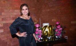 Amanda de Oliveira celebra seu aniversário