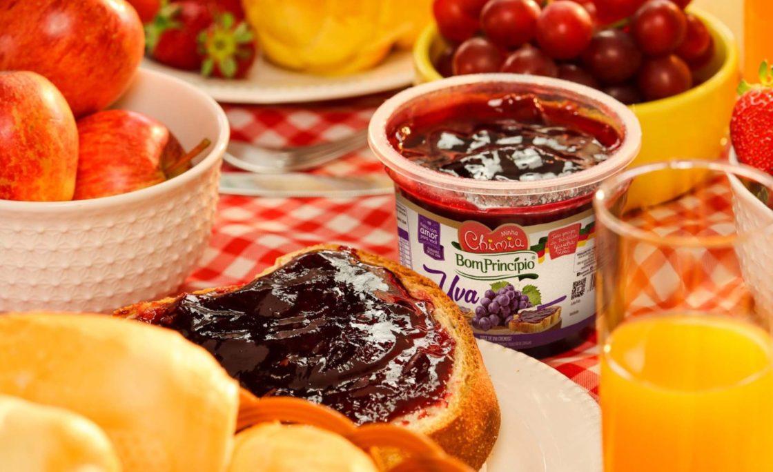 Campanha Minha Chimia ganha lançamento no mercado pela Bom Princípio Alimentos
